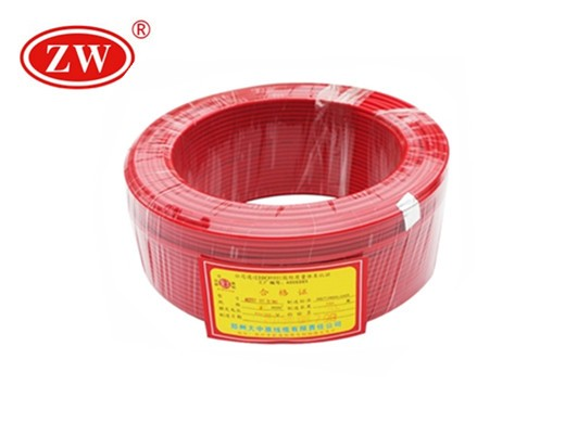 H05V-U, H05V-R, H05V-K PVC Insulated Electrical Wire