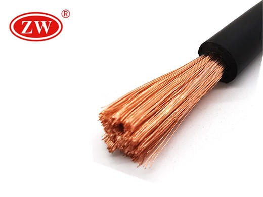 Copper Rubber Insulated Welding Cable
