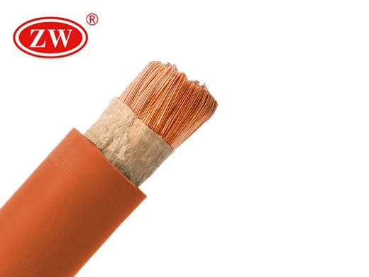 Orange Welding Cable 2/0 AWG