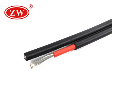 Twin Core Solar Cable 6mm