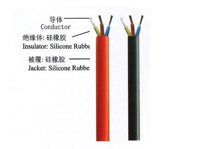silicone wire